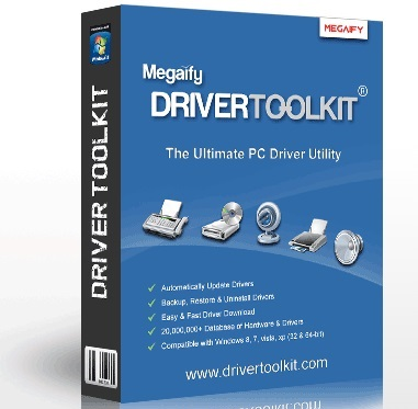 Driver Toolkit 8.9 Crack 2021 With License Key Full Download Latest