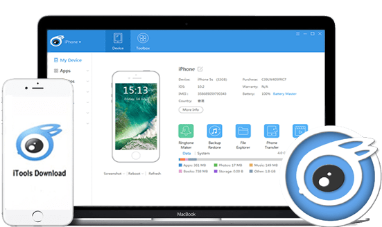 iTools 4.5.0.6 Crack with License Key Free Download Latest 2021]