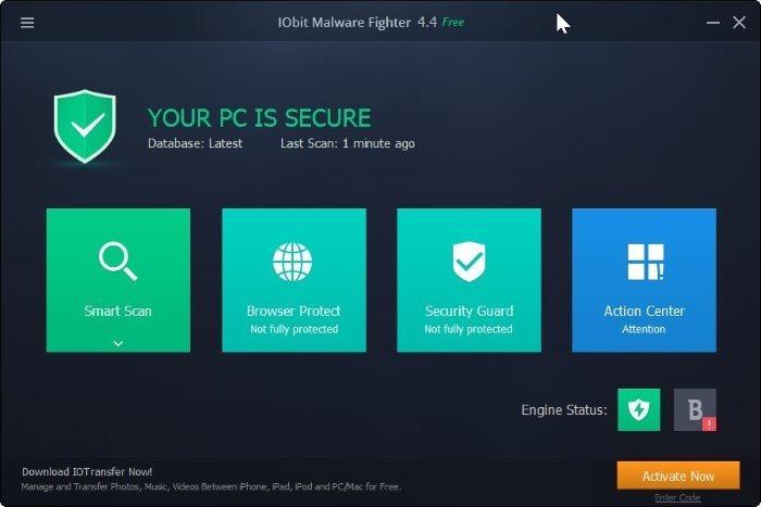 IObit Malware Fighter Free 6 0 2 4612 Crack + Keygen Free