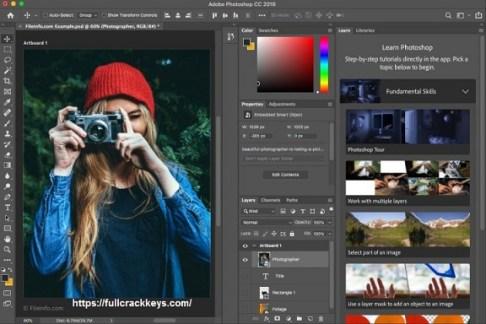 Photoshop cc 2019 Crack with Activation Key Latest