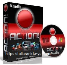 Mirillis Action 4.5.0 Crack With Serial Key Latest version