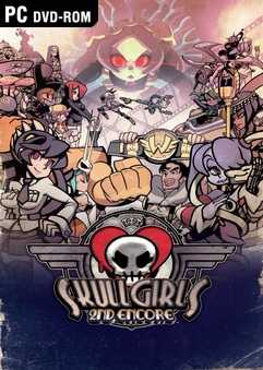 Skullgirls 2nd Encore Upgradelogo