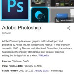 Adobe Photoshop CC 2020 Crack With Serial Key (Full Latest)