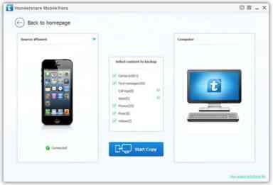 Wondershare MobileTrans 8.1.0 Crack Full + Registration Code