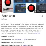 Bandicam 4.5.7 Crack + Keygen Free Download [Serial KEY]