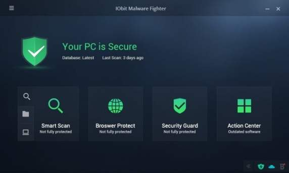 IObit Malware Fighter Pro 8.0.1.467 Crack With License Key
