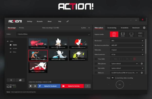 Mirillis Action Crack 4.8.1 Torrent Full Version [Latest]