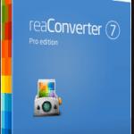 ReaConverter Pro 7.622 Crack + License Key Full [Latest]