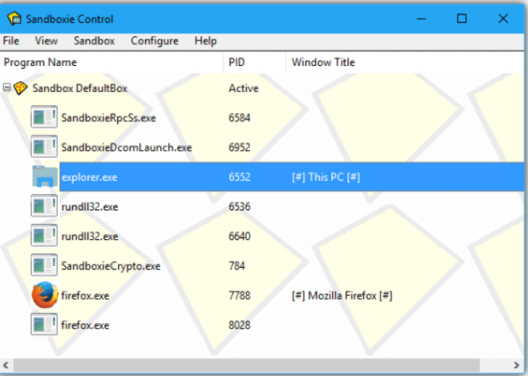 Sandboxie 5.44.0 Crack With License Key Full [32/64bit]