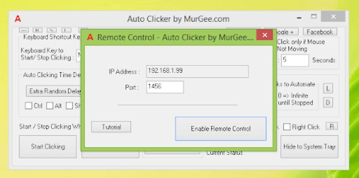 Murgee Auto Clicker 16.1 Crack + Registration Key (Torrent)
