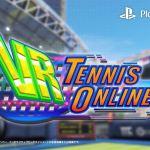 VR Tennis Online (VRテニスオンライン)