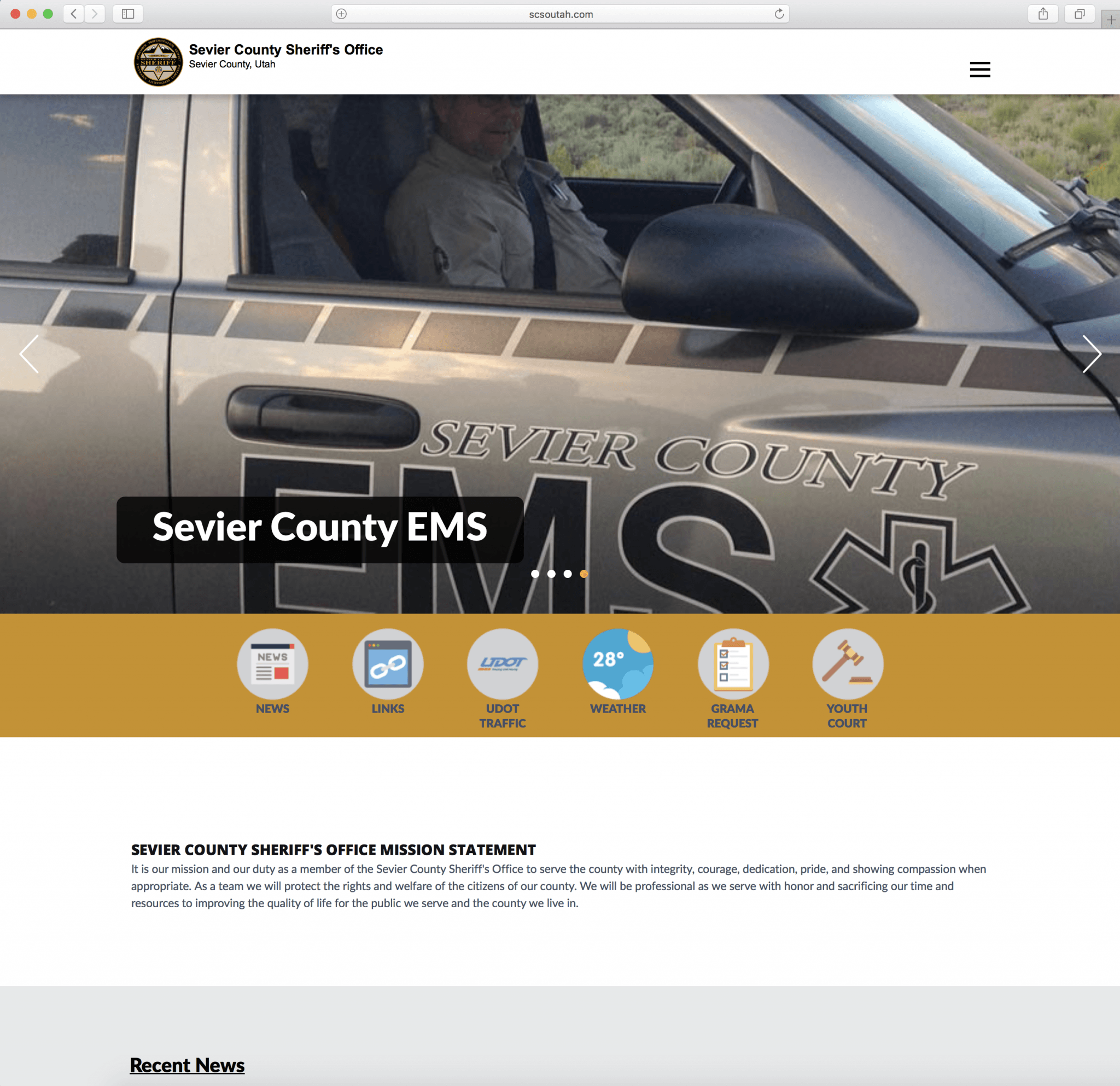 Sevier County Sheriff's Office