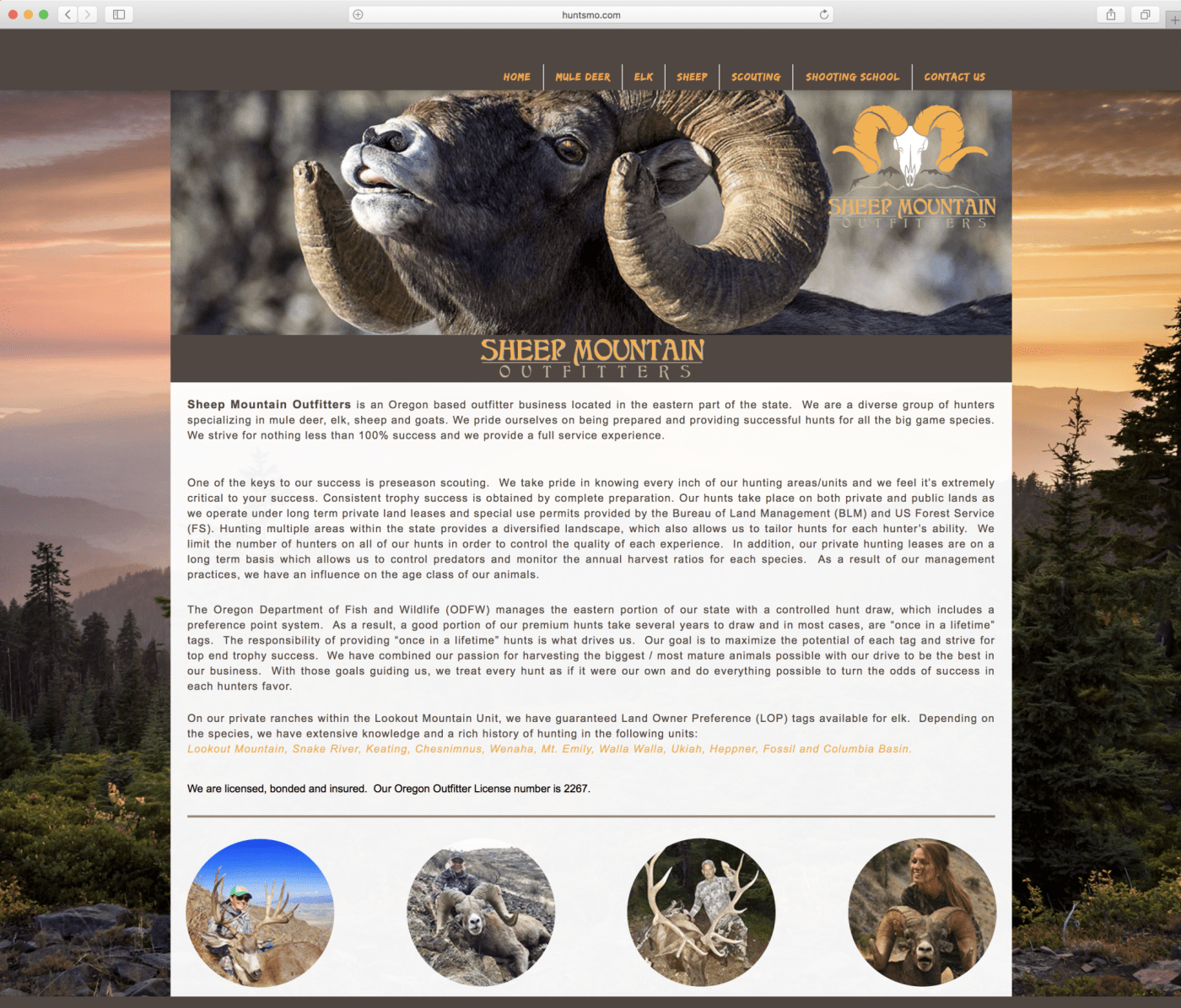 Sheep Mountain Outfitters