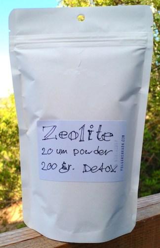 Zeolite 3 pack