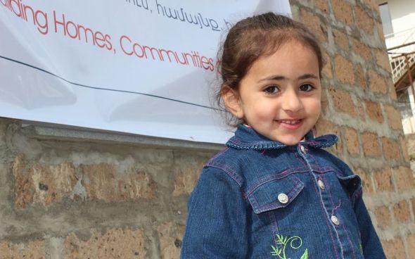 armenia child
