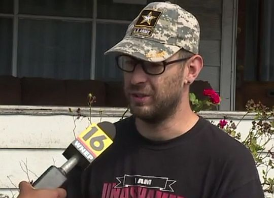 "Disabled Army veteran says becoming homeowner ""a dream come true"""