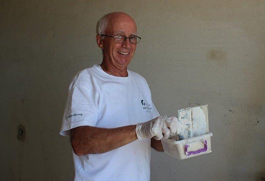 Ramsay Walker, a prolific volunteer we lost in 2019