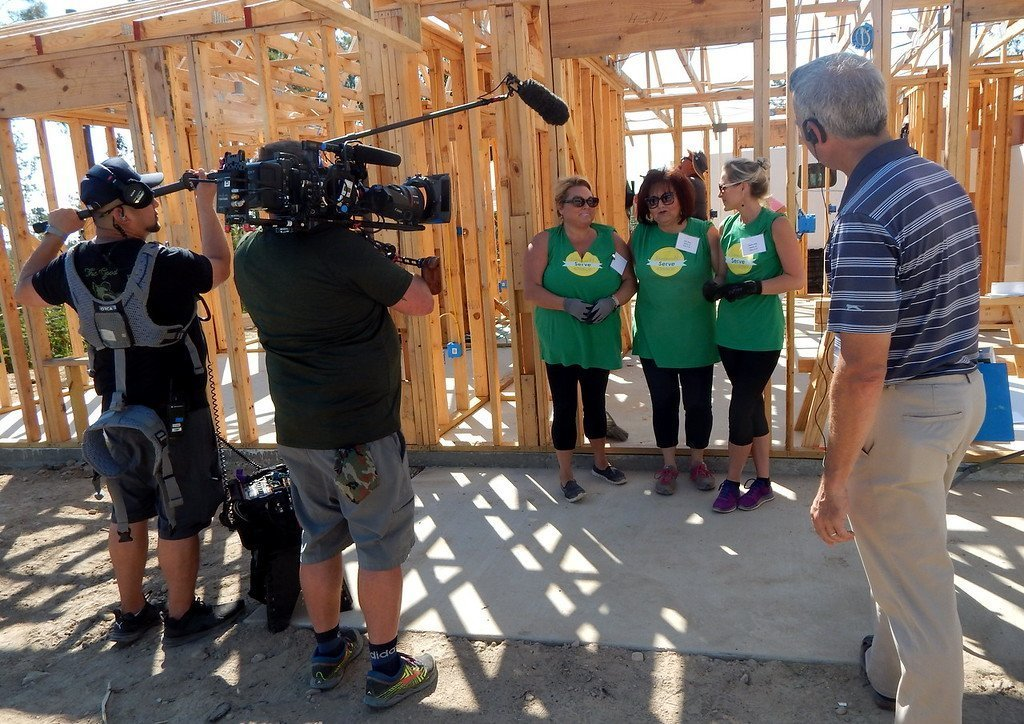 """Look for a special about the 2019 Millard Fuller Legacy Build on The Hallmark Channel this December. The show is called """"Christmas Joy."""""""