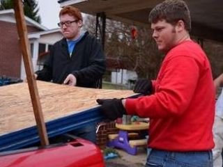 IN THE NEWS: Cincinnati students work in Spartanburg during break