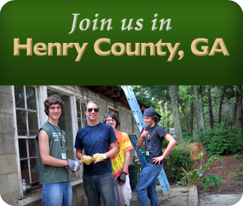 Register for Henry County Georgia Legacy Build
