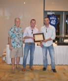 Photo: Barsco Plumbing Honored with a Matthew 25 Award at the 7th Annual Barbecue, Benefit and Celebration