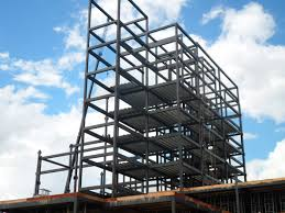 Construções de Estrutura Metálica