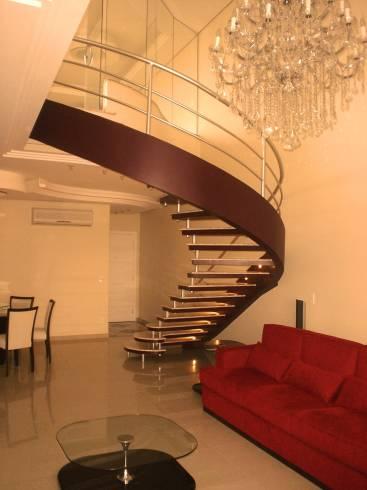 Escadas Metálicas Circulares