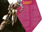 1995 Suzuki RM - RMX Brochure - Page 9