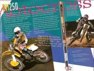1995 Suzuki RM - RMX Brochure - Page 2