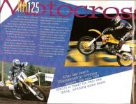 1995 Suzuki RM - RMX Brochure - Page 3