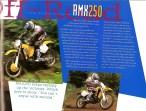 1995 Suzuki RM - RMX Brochure - Page 8