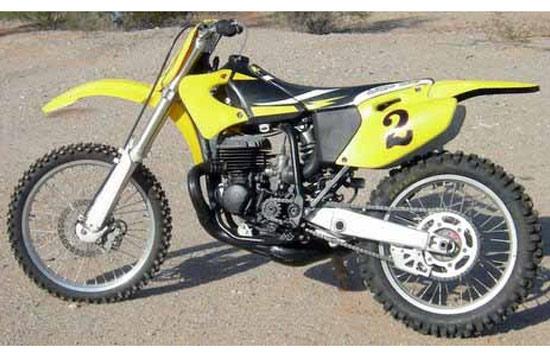 1979 Suzuki RM250
