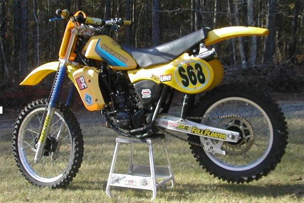 1982 RM125