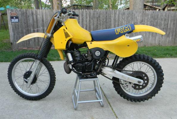 1982-Suzuki-RM250