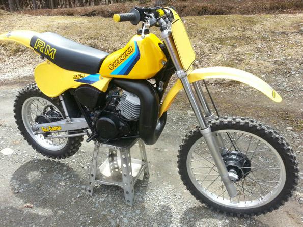 1982-Suzuki-RM465