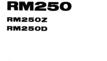1983 Team Suzuki Race Preparation Manual Download - Full