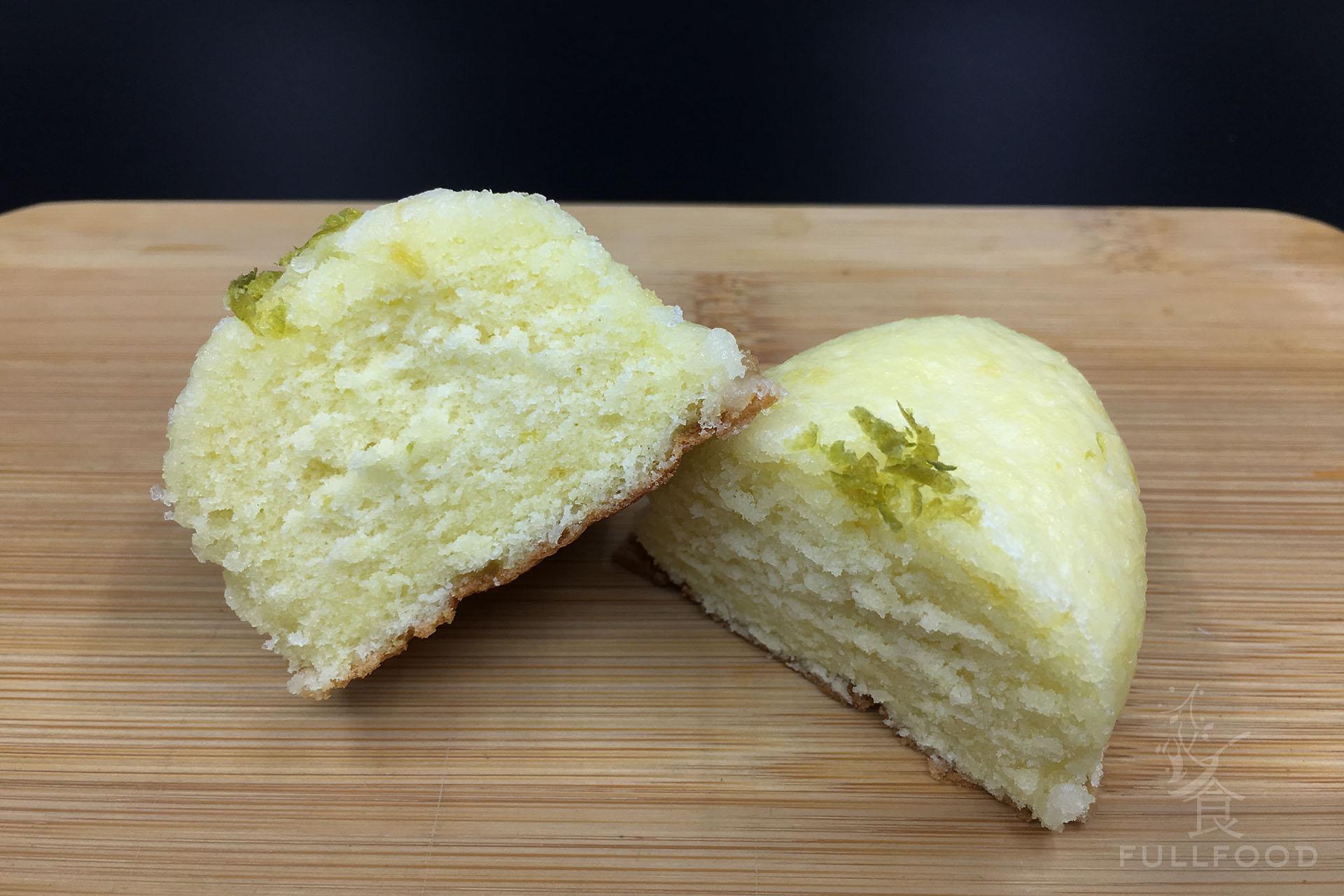 airy lemon pound cake-feature
