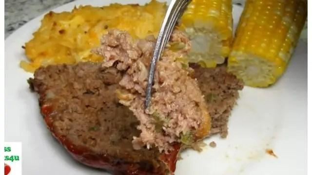 (5) Golden Corral Meatloaf Recipe