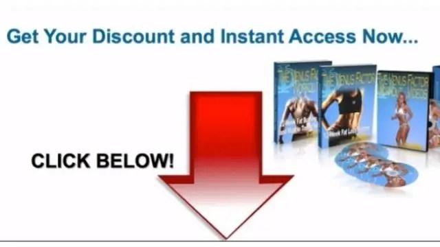 The Venus Factor 2.0 Discount Price