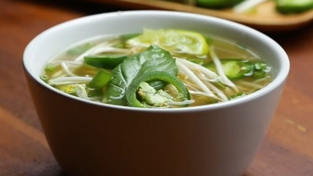Pho Ap Chao Ga Recipe