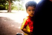 Angkor Wat - The little Boy