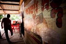 Angkor Wat - The shade