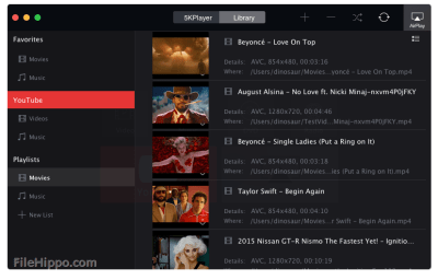 5KPlayer 5.2 Crack For Mac