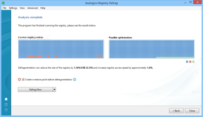 Auslogics Registry Defrag 12.5.0.0 Crack + Activation Key 2020