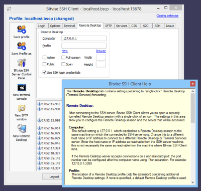 Bitvise SSH Client 8.44 Crack + License Key 2021 Full Download