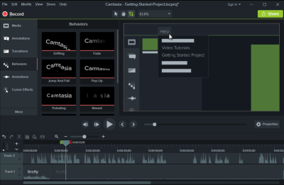 Camtasia Studio 2020.0.9 Crack + Serial Key [Activation] 2020