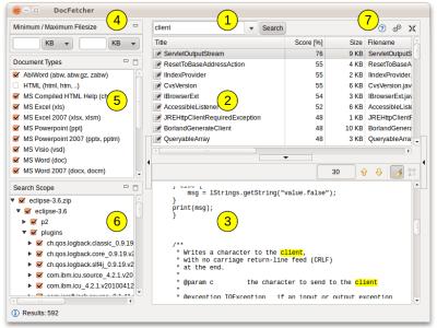 DocFetcher 1.1.20 Mac