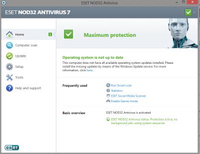 download eset nod32 antivirus 8 + crack full tutorial 2015