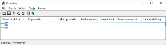 ProduKey 1.93 Mac