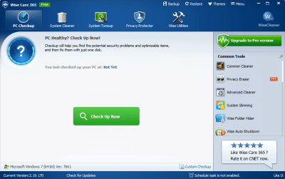 Wise Care 365 Pro 5.4.2 Build 538 Full Keygen